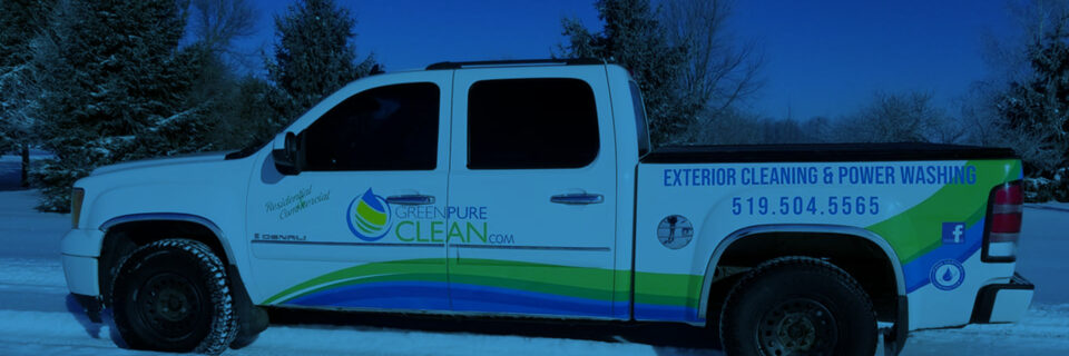 Exterior Cleaning & Power Washing